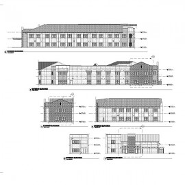 Architectural Cast Stone Shop Drawings