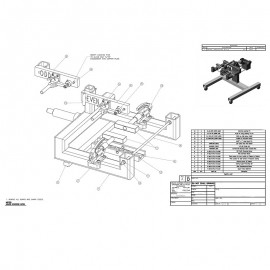 Industrial Product Assembly Drawings