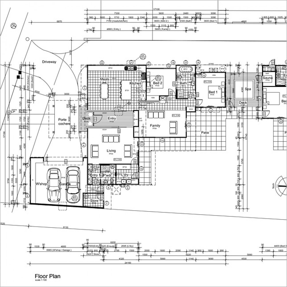 Set of architectural drawings for Complete set of architectural drawings pdf