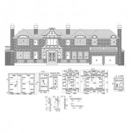Cast Stone Shop Drawings For New Construction Project