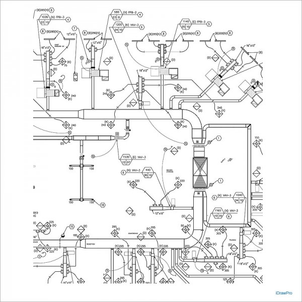 Mechanical Systems Shop Drawings
