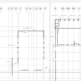Rebar shop drawings needed for this project