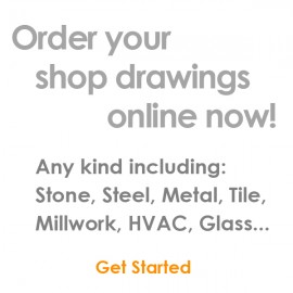 Order your shop drawings online @idraw now!