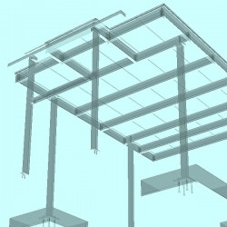 Structural And Miscellaneous Steel Shop Drawings